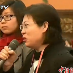 Reporter Asks Emotional Three-Minute Question About The Environment, Receives No Response From NPC Delegates