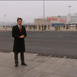Sky Correspondent Politely Detained Either Because Of Credential Problems Or For Mentioning The 1989 Tiananmen Crackdown