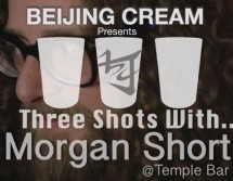 Three Shots With&#8230; Morgan Short, i.e. Hurley From Lost