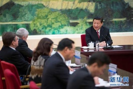 Xi Jinping interview