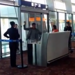 Belatedly, Here's A Video With Sound Of Yan Linkun Going Berserk In Kunming Airport