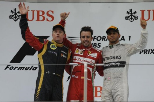 Alonso wins Chinese Grand Prix in Shanghai