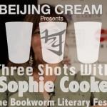 Beijing Cream Three Shots With Sophie Cooke