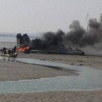 Chinese Fighter Jet Crashes In Shandong, 2 Pilots Killed