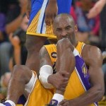 Kobe Bryant injury