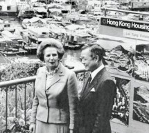 Margaret Thatchers Top Five China Moments