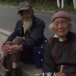 This Elderly Couple, Holding Hands While Leaving Their Earthquake-Stricken Neighborhood, Will Melt Your Heart