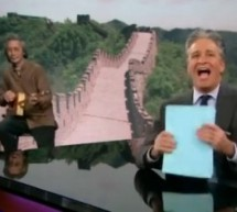 The Daily Show Does China Segment After Jon Stewart Realizes 3 Million Chinese Watched Him Skewer Kim Jong-un