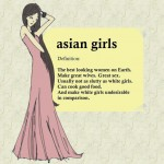 55 Asian girls