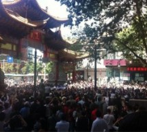 Anti-PX Protests Happening In Kunming Right Now
