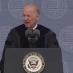 Biden at UPenn commencement