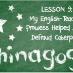 Chinagog: My English-Teaching Prowess May Have Helped Siwei Defraud Caterpillar