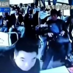A Chinese PSA On Why Seat Belts Are Important (So You Don't Get Tossed Out Of A Flipping Bus)