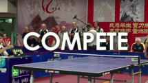 Ping Pong Played By Competitive 80-Plus-Year-Olds Really Is Adorable