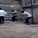 Here's How Rural Chinese Police Get Their Man