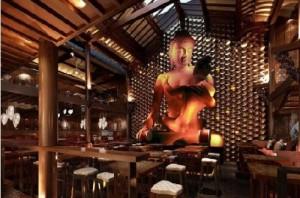 Copulating Buddhas