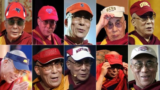 Dalai Lama and sports
