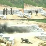 Grenade training with female soldier in Yunnan, China nearly goes horribly wrong