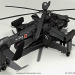Japanese helicopter on DeviantArt