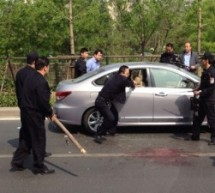 How Police Neutralized A Knife-Wielder Who Killed 2 In Beijing (Video)