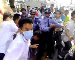Maoming Traditional Chinese Medicine Hospital fight featured image