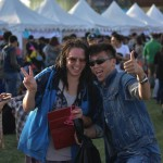 Beijing Midi Music Festival 2013: Verdant Hills, Trash Everywhere, Marijuana, And Inexplicable Headwear