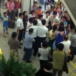 Another Airport Skirmish, This Time In Shenzhen