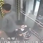 Shenzhen woman poops in elevator featured image