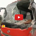 Traffic Hell Week Yields 31-Vehicle Pileup On Tianjin-Beijing Highway