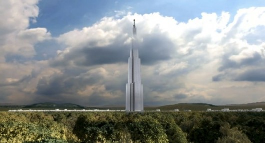 World's tallest building in Changsha