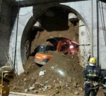 At Least 2 Dead, 3 Missing In Tunnel Collapse At Xi'an Subway Construction Site