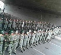 South Beijing Teeming With Police In Response To Massive Protest After Death Of Allegedly Gang-Raped Girl [UPDATE]