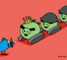 Meme Thursday: Angry Birds, Mao Tank Man