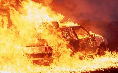 Heartbroken Man Sets Fire To Cars Blames Others Is Caught Anyway