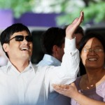 Chen Guangcheng in New York