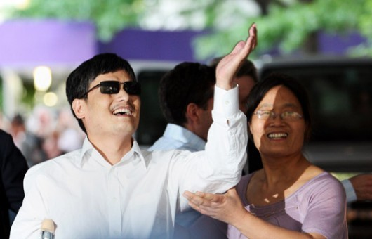 Chen Guangcheng Is Being Asked To Leave NYU, And We Should All Be Okay With That