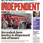 The Independent's Front Page Identifies Random Dude In Red Shirt As Edward Snowden