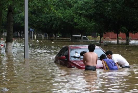Liuzhou flooding
