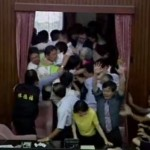 Political Bitchfest Turns Violent As Brawl Breaks Out In Taiwan Parliament