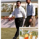 Here's Xi Jinping And Barack Obama As Winnie The Pooh And Tigger
