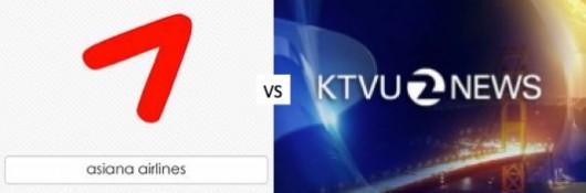 Asiana Airlines vs KTVU