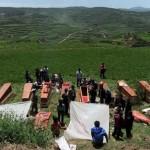 Burying the dead in Gansu