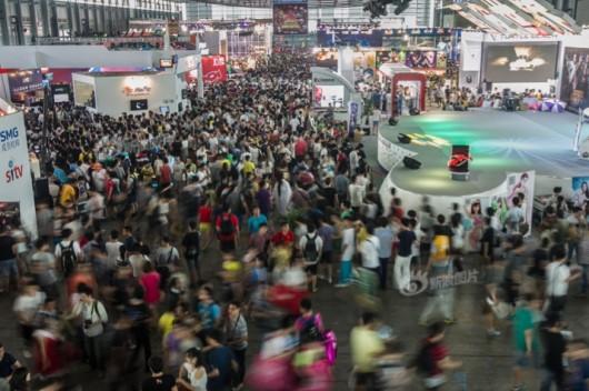 China Joy 2013c