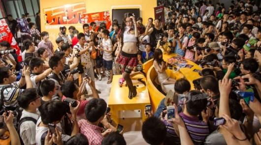 China Joy 2013e