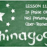 Chinagog Lesson 11 Neil Porteous