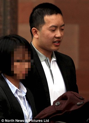 Chinese student accused of date rape and sexual assault