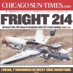 """Fright 214"": Subliminal Racism In Chicago Sun-Times Headline? [UPDATE]"