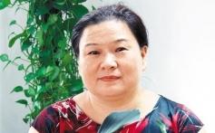 Fu Zhuli returns lost diamonds