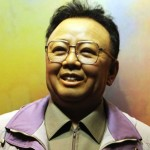 China Gave North Korea An Astonishing Wax Statue Of Kim Jong-il