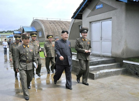 Kim Jong-un loves mushrooms 3